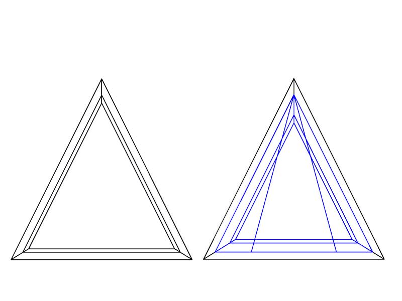 Cintrage pvc menuiserie pour fabricant de fen tre porte for Fenetre triangle